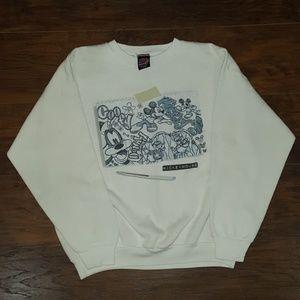 Vintage 90's Disney Jerry Leigh Crewneck Sweater